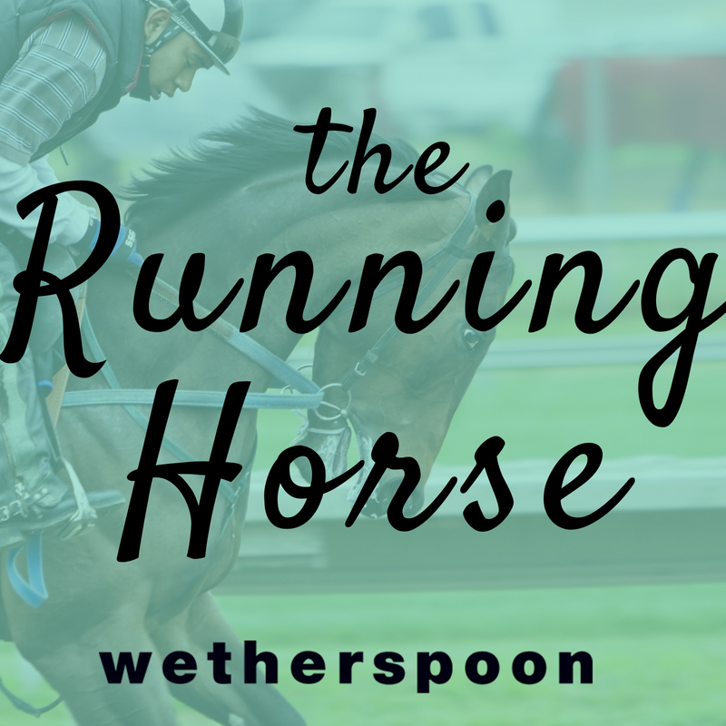 The Running Horse pub at Doncaster Sheffield Hospital