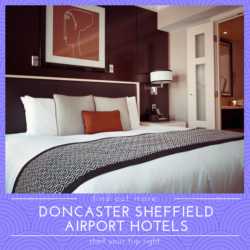 Doncaster Sheffield Airport main terminal
