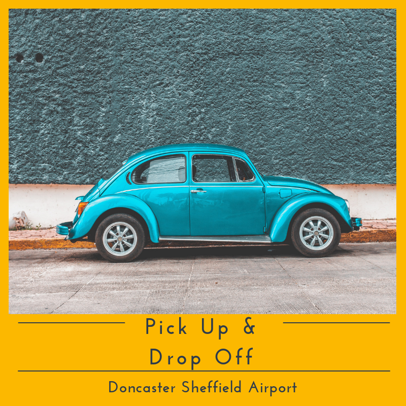 Doncaster Sheffield Airport parking