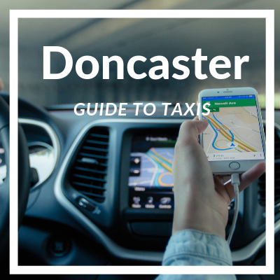 Doncaster Sheffield Airport Taxis header