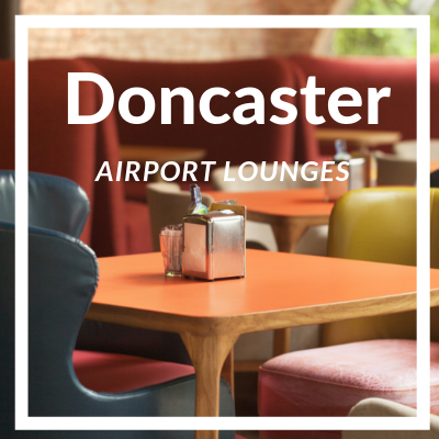 Doncaster airport lounges header