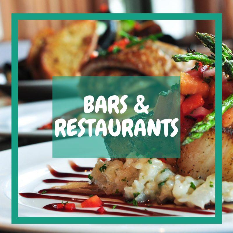 Doncaster Airport Terminal - Bars & Restaurants