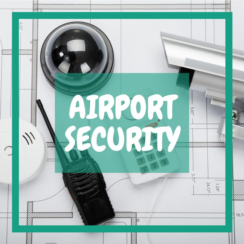 Doncaster Airport Terminal - airport security