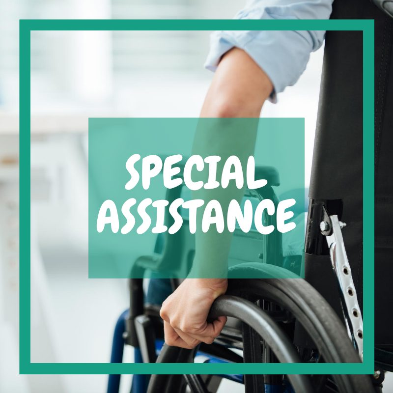 special assistance at doncaster sheffield