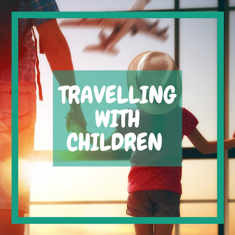travelling with children at doncaster sheffield