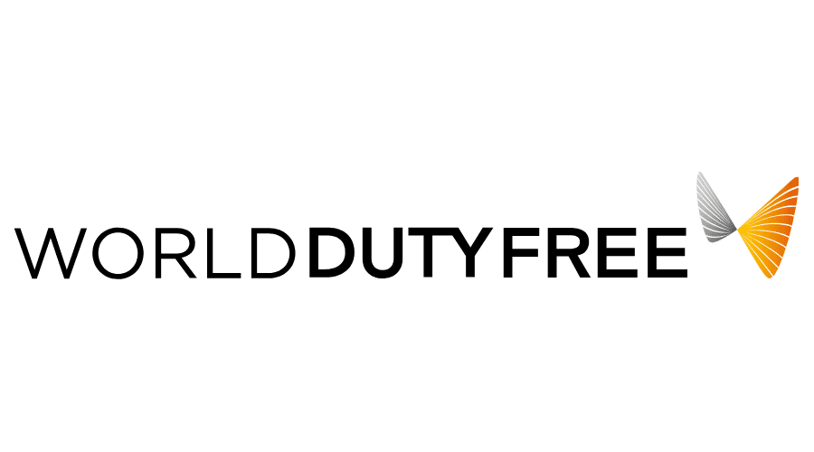doncaster airport shops - world duty free logo